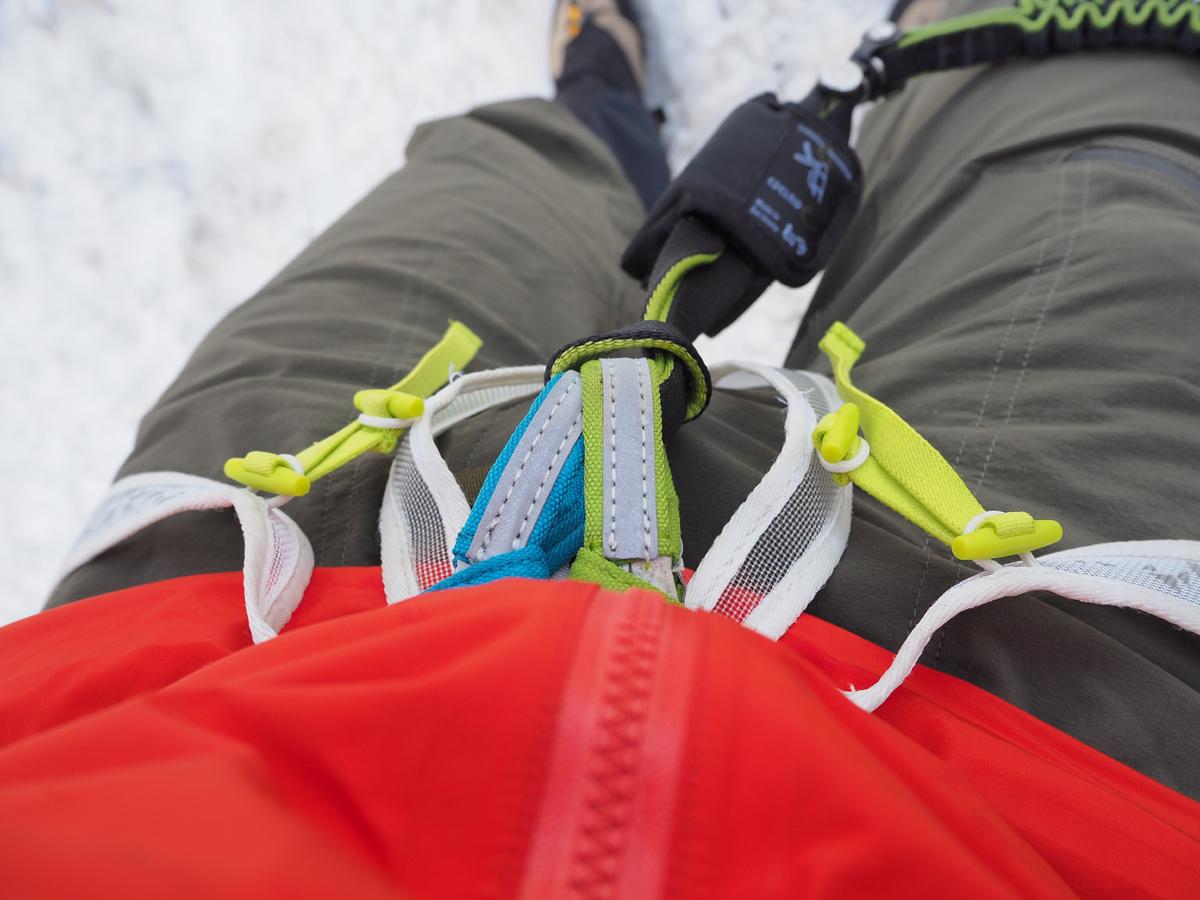 Edelrid Klettergurt Loopo Light : Review harness loopo light edelrid youtube