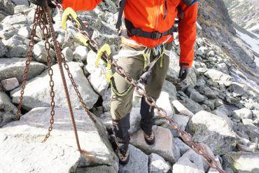 Klettersteigset Ocun Test : Outdoor markt & marken reiseberichte informationen aufsteiger