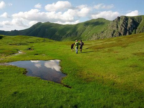 Dreiländereck Albanien, Kosovo, Montenegro: Peaks of the Balkans