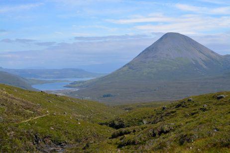 Schottland: Eilean a' Cheò – Isle of Skye