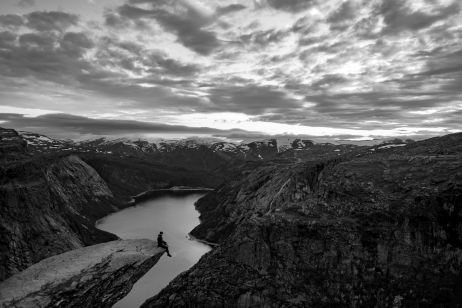 Norwegen: Trollzunge und Hardangervidda