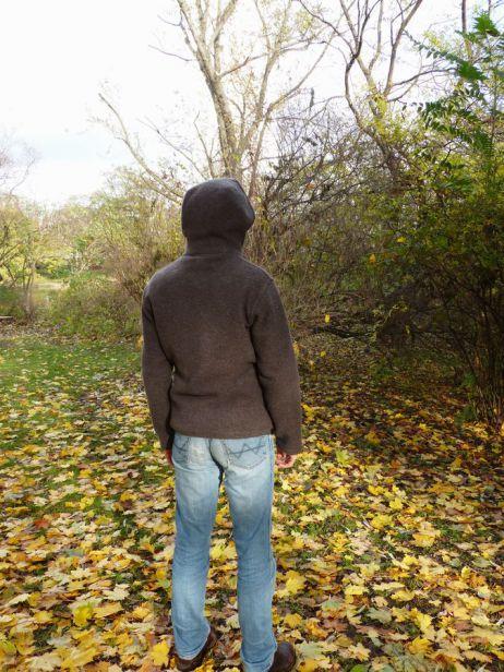 Eine Herbstliaison mit dem Joe von Mufflon