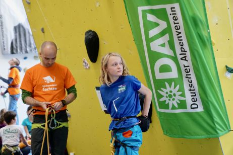 Neues von den Kletterkids vom DAV Leipzig – Bilder und ein Kurzbericht vom 6. Lead-Wettkampf in Dresden