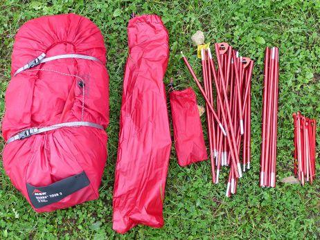 Echte Komforthütte: MSR Hubba Tour 2 im Test