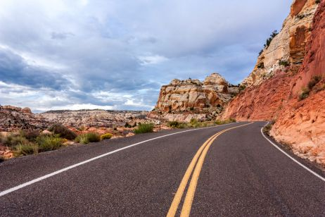 USA – Wild, beautiful, colorful: Utah