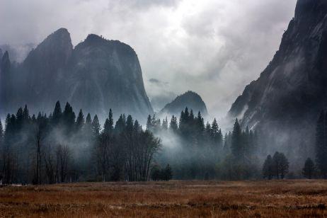 USA: Wälder im Regen – der Yosemite zum Herbstanfang