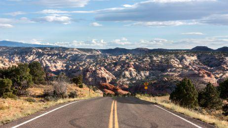 USA – Wild, beautiful, colorful: Utah