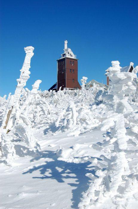 Deutschland: Ein Ausflug ins Winterwunderland
