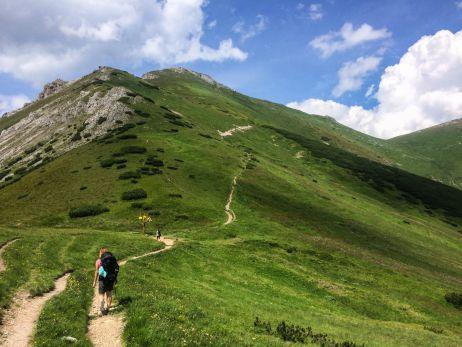 Slowakei: Durchquerung der Hohen Tatra – Eine Hüttentour