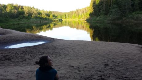 Lettland: Wander- und Kanutour durch den Gauja-Nationalpark
