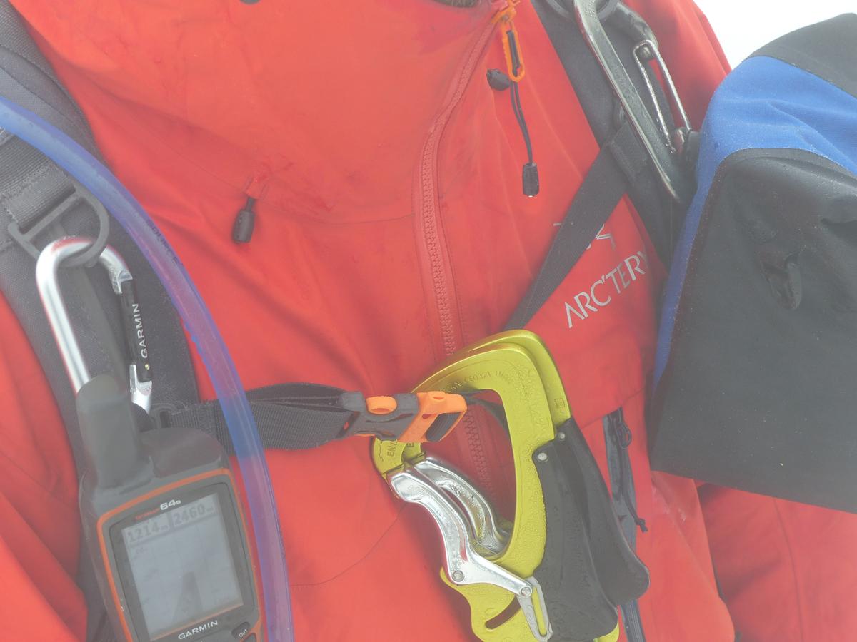 Arcteryx Klettergurt M : Bekleidung reiseberichte informationen testbericht