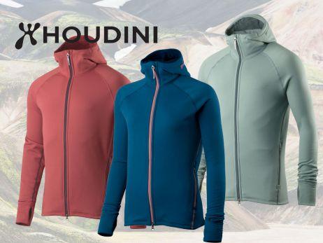 neu im tapir – Houdini Sportswear: Nachhaltig inspirierter Outdoor-Style