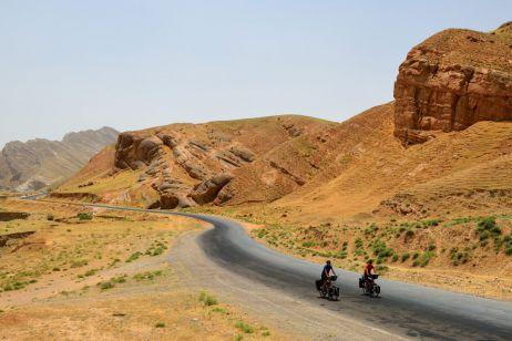 Mit dem Fahrrad durch Usbekistan