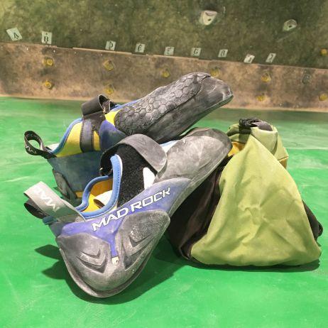 Testbericht: Komfortabel performen mit dem Mad Rock Drone HV+