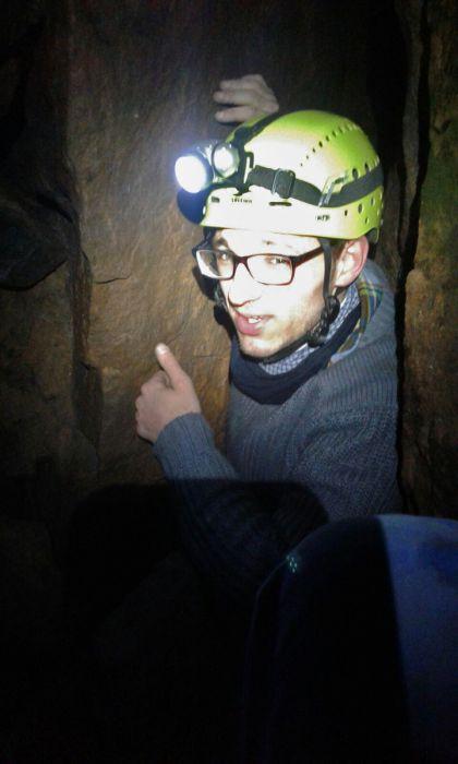 Deutschland: Höhlentour in der Sächsischen Schweiz