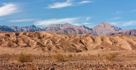 Death Valley in den USA: Die wahre Wüste