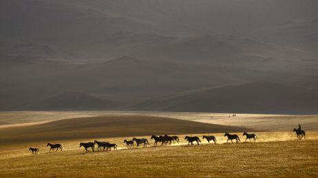 Mit dem Fahrrad durch Kirgistan