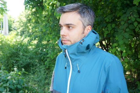 Testbericht: Unterwegs mit dem Corvara Jacket von Ortovox