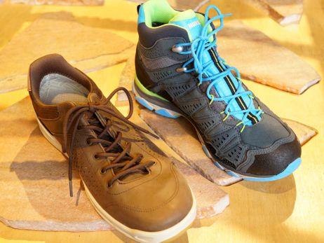 Schuhbelüftung – Wohlfühlklima pur dank weiterentwickelter GORE-TEX® Surround-Technologie