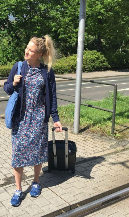 Die tapir-Stilexpertin empfiehlt: Perfekte Bekleidung für Städtetrips und kurze Reisen