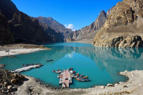 Karakorum-Highway:  Auf  dem  Fahrrad  durch  den  rauen  Norden  Pakistans