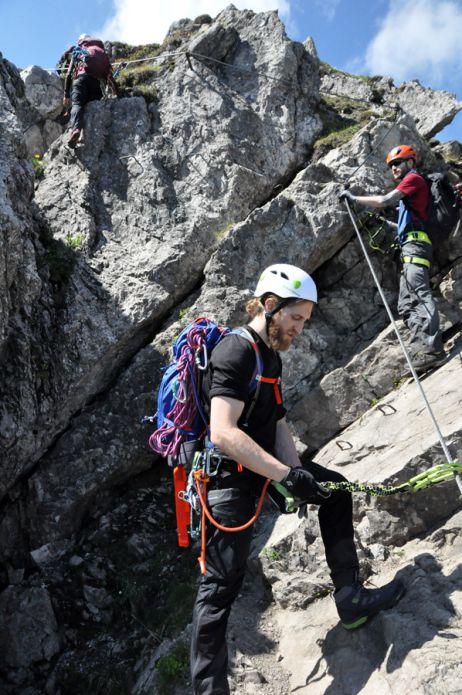Alpiner Alleskönner: Der Trad 35 von Ortovox im Test
