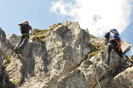 Testbericht: Klettersteigset Jester Comfort von Edelrid