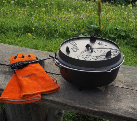 Testbericht: Schwer begeistert von Petromax – Kleines 1 x 1 des gusseisernen Kochgeschirrs