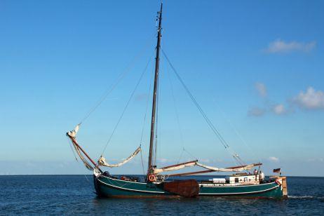 Deutschland: Segeln im Wattenmeer