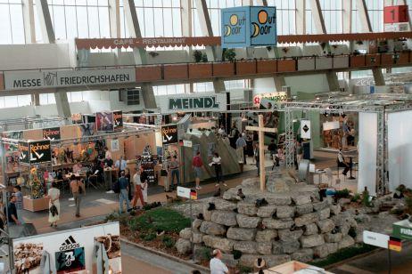 Goodbye Friedrichshafen – Auf dem Weg zur letzten Outdoormesse am Bodensee