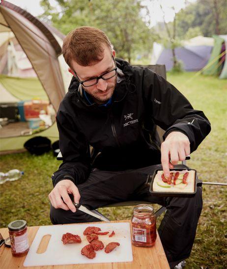 Testbericht: Schwer begeistert von Petromax – Gourmet-Küche auf der Testtour