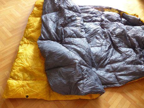 Daunendecke oder Schlafsack? - Der Ember Quilt ist etwas dazwischen
