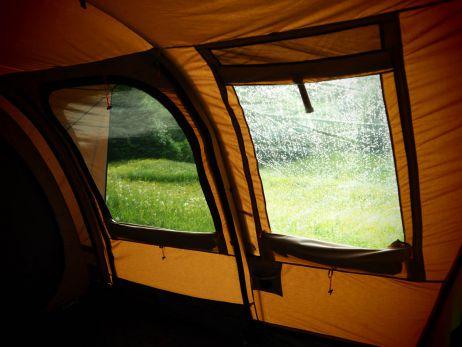 Baumwollzelt Eureka Habitat BTC RS im Praxistest oder: Mondän logieren im Palazzo di Cotone