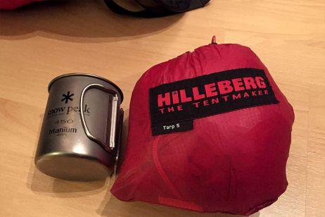 Testbericht: Unterwegs mit dem Tarp 5 von Hillberg
