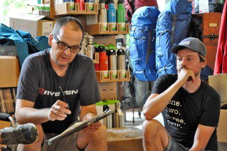tapir tough tested geht in die nächste Runde: Rysy war gestern, die Zeit ist reif für eine neue Testtour!