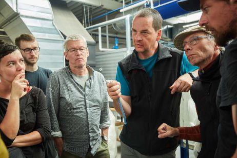 Neulich in der Seilerei – zu Besuch bei Edelrid in Isny