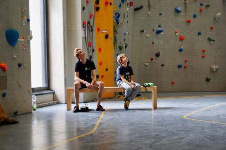 Neues von den Kletterkids – Bilder von den Offenen Sächsischen/Berliner Meisterschaft im Leadklettern