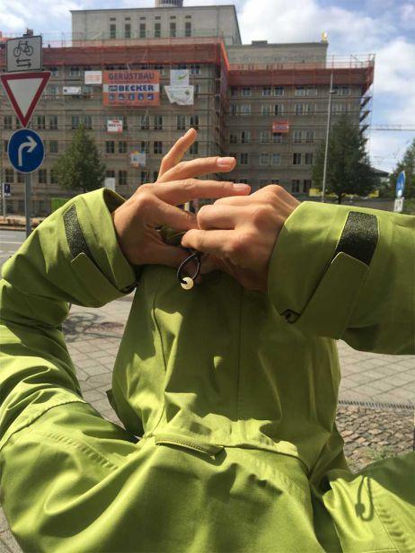Grüner wird's nicht! – Zeig mir, wie grün DU bist!