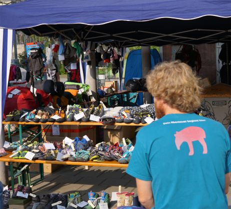 tapir-Herbstflohmarkt am 22. September 2018