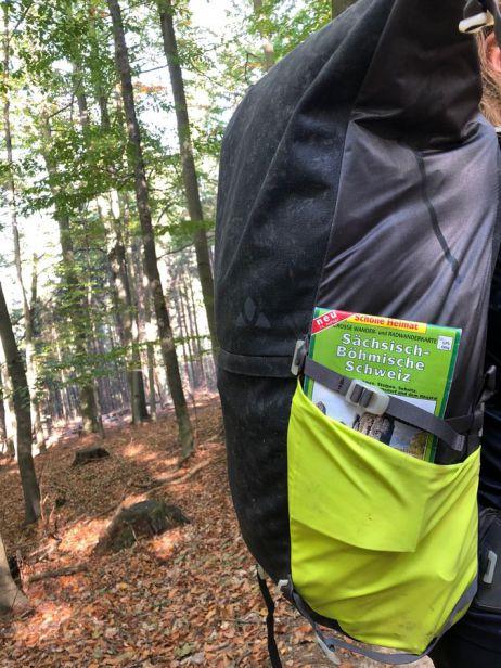 Grün, grüner, Green Core: Der Vaude-Rucksack Green Core M im Test