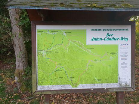 Der Anton-Günther-Weg