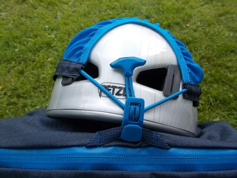 Helmhalterung