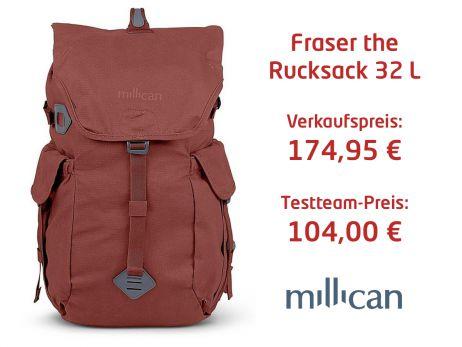 Millican Fraser the Rucksack 32 l