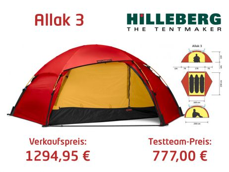 Hilleberg Allak 3