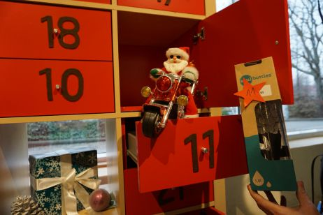 tapir-Weihnachtskalender: 11. Dezember