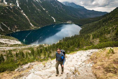 Ander in der Hohen Tatra