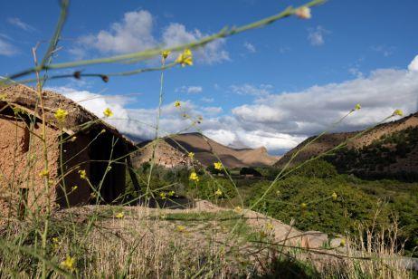 Trekking im Aït-Bougoumez-Tal in Marokko