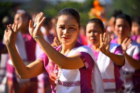 Buddhistisches Fest