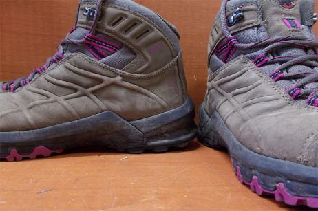 Diese Schuhe müssen dringend gewachst werden