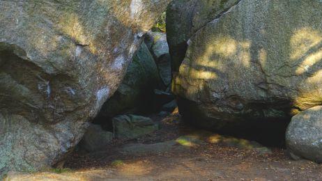 Kjugekull überzeugt vor allem durch die immense Diversität an Boulderrouten und Schwierigkeitsgraden